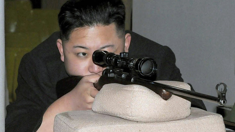 Kim Jong-un -AFP Mediafax Foto-KCNA