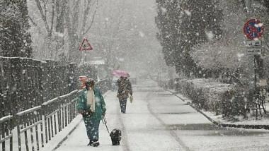 iarna ninsoare - meteo.ro