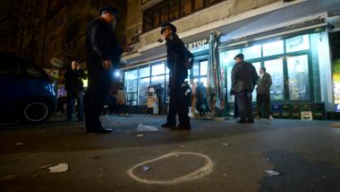 atac armat militari politisti mediafax