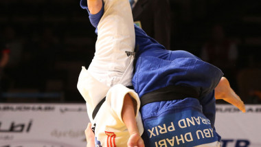 judo Abu Dhabi