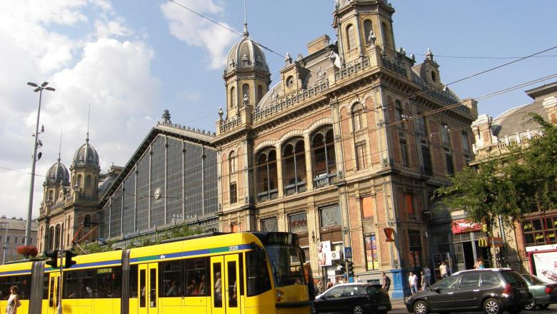 Western Ralway Station Budapest