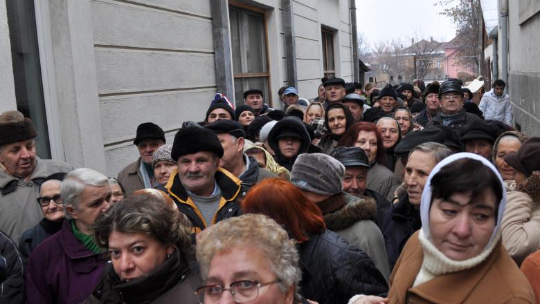 pensionari -Mediafax Foto-Cristiana Sabau
