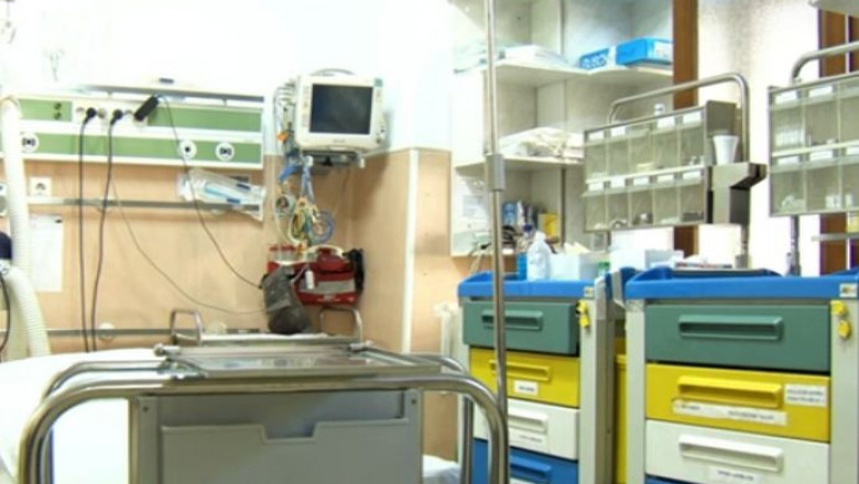 salon de spital aparatura