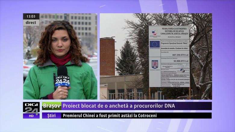 PROIECT BLOCAT DE DNA LIVE