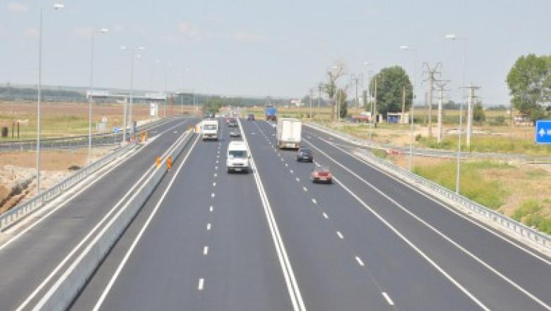 autostrada soarelui masini