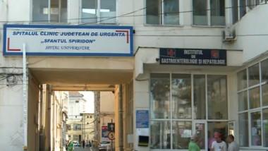 spitalul sfantul spiridon iasi