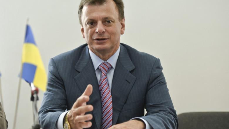 ambasador ucraina teofil bauer mediafax