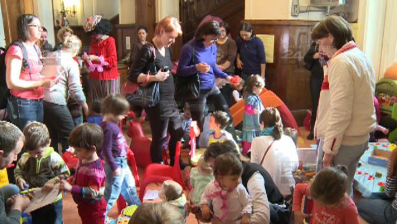 copii la Institutul Francez 10