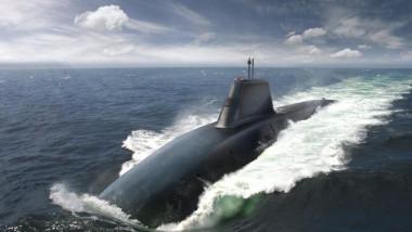 submarin marea britanie