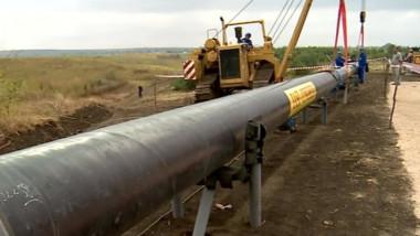 gazoduct iasi ungheni - captura digi24