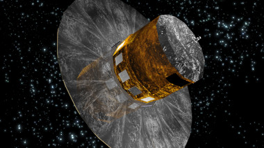 Artist s impression of the Gaia satellite