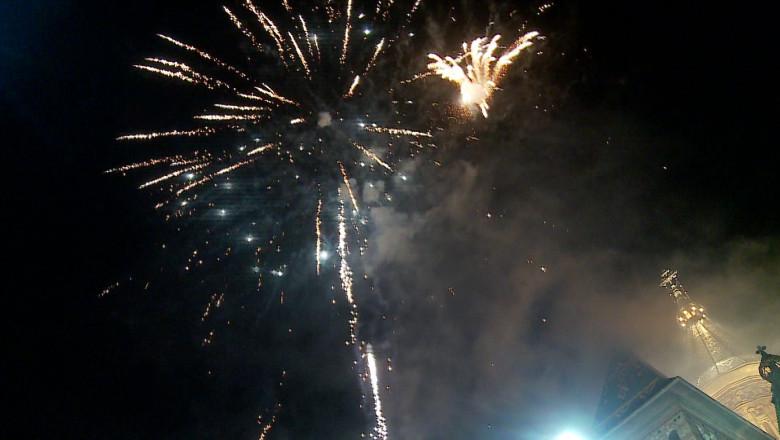 revelion Timisoara