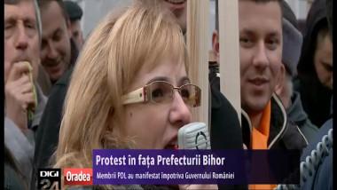 BETA protest PDL