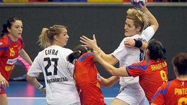 183824 183824 Romania Ungaria handbal 1