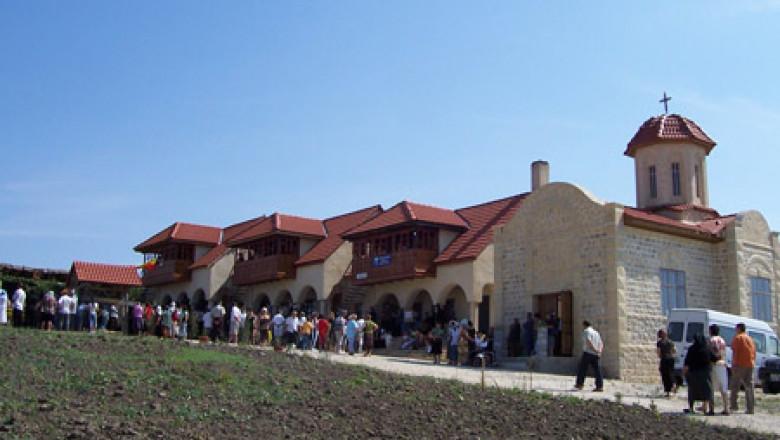 manastirea casian