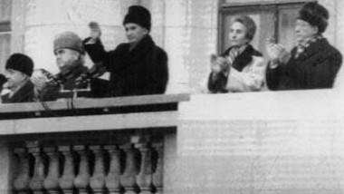 ceausescu balcon