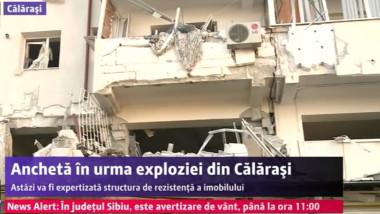 explozie calarasi