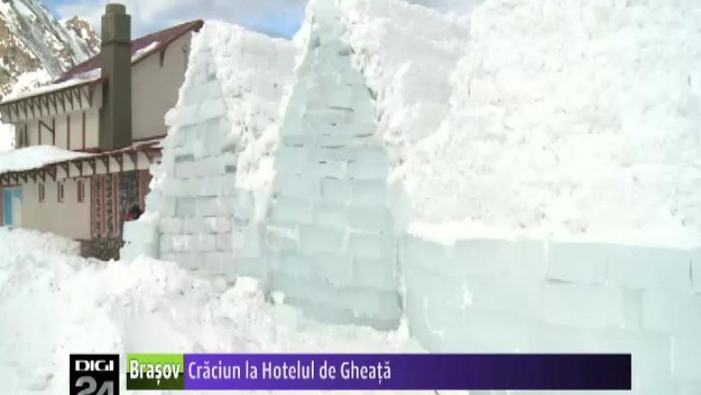 CRACIUN HOTEL GHEATA