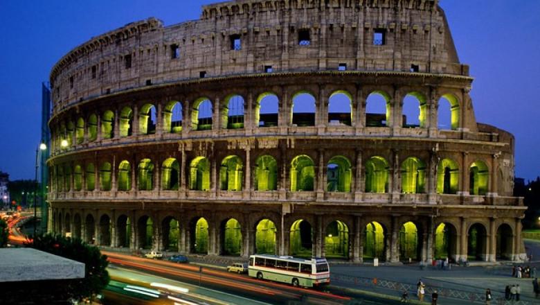 Coliseum Rome Italy 1