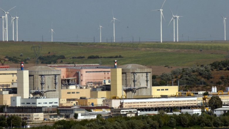 cernavoda centrala nucleara -Mediafax Foto-Gabriel Petrescu-1