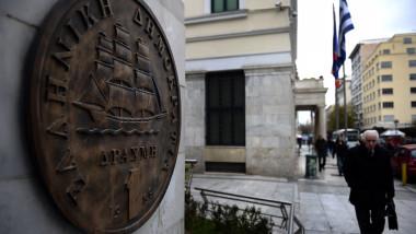 GRECIA FINANTE -AFP Mediafax Foto-ARIS MESSINIS