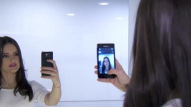 selfie ana