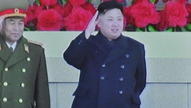 COREEA KIM-AFP Mediafax Foto-NORTH KOREAN TV