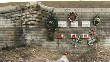 zidul mortii suceava