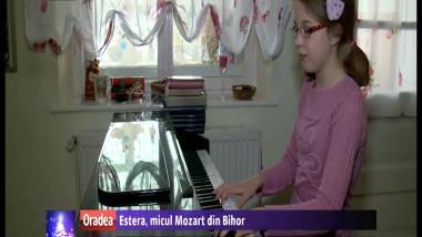 BETA fetita talentata micul mozart