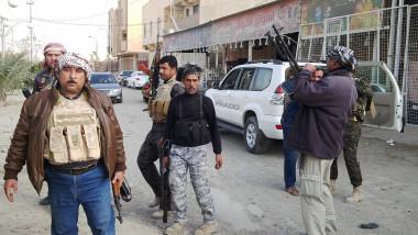 Militanti Irak 6328309-AFP Mediafax Foto-AZHAR SHALLAL