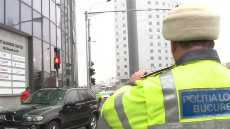 politie parcare uranus