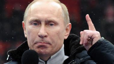 PUTIN RUSIA - AFP Mediafax Foto-YURI KADOBNOV