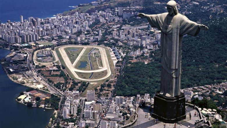 statuia lui isus rio brazilia
