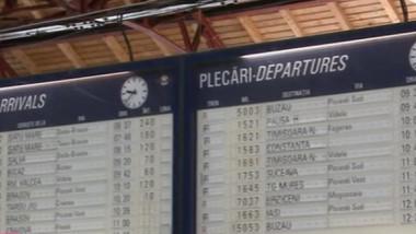 tabel trenuri gara