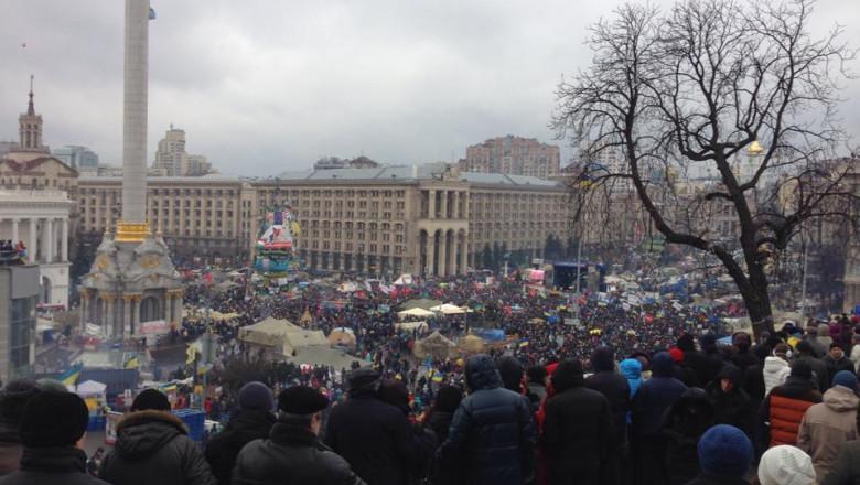 protest ucraina 12 ian 1