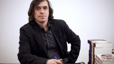 Mircea Cartarescu 5560082-Mediafax Foto-Odeta Catana