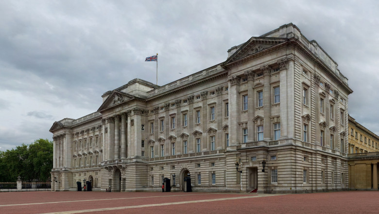 Buckingham Palace - May 2006