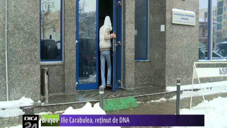 CARABULEA LA DNA
