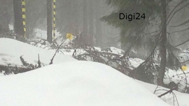 Primele imagini de dupa accident de avion Belis Cluj - digi24 4 1