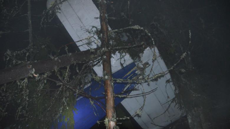 accident avion Belis judetul Cluj - Digi24 6