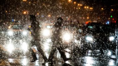 Ninsoare iarna cod galben-Mediafax Foto-Vlad Stan