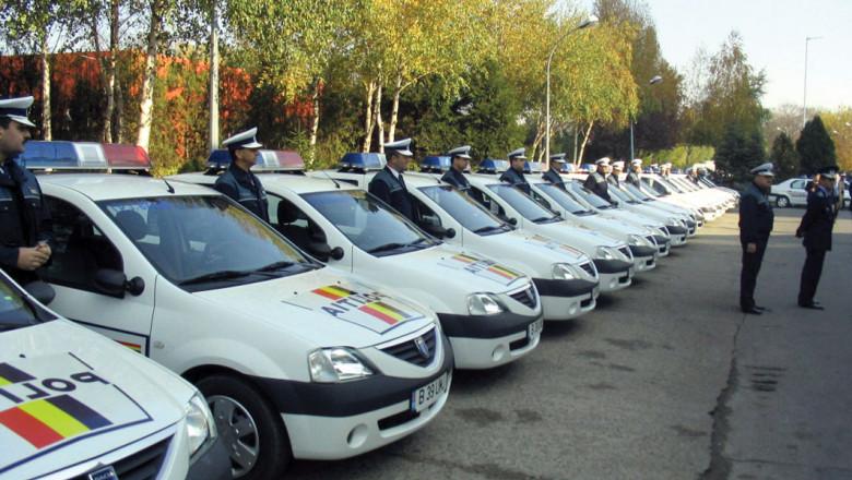 politisti masini mai