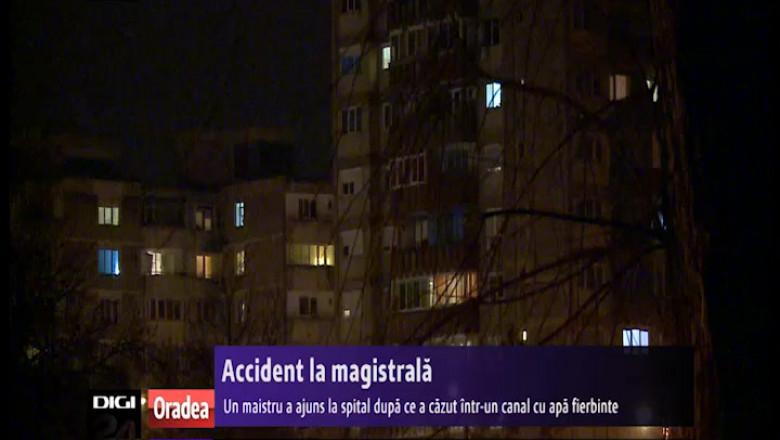 BETA accident magistrala