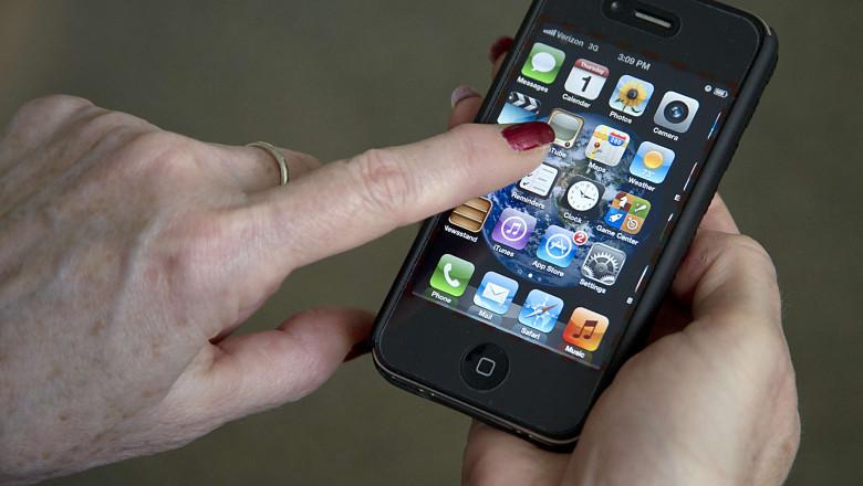 SMARTPHONE-AFP Mediafax Foto-KAREN BLEIER-1
