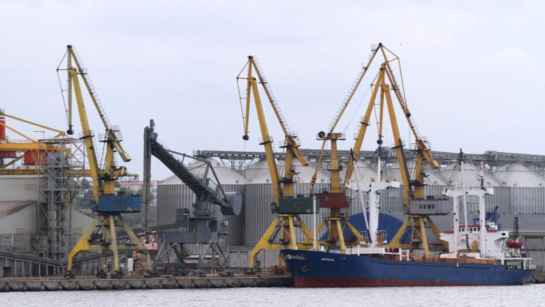 portul constanta - 5392209-Mediafax Foto-Gabriel Petrescu