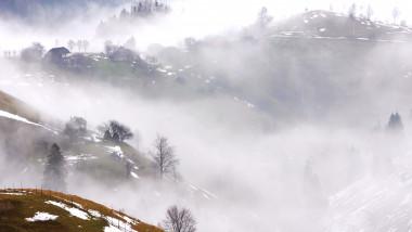 Iarna ceata munte zapada meteo vremea-Mediafax Foto-Thomas Dan-1