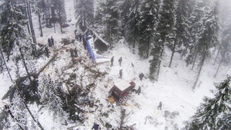 accident aviatic 6391251-Mediafax Foto-Catalin Cadan