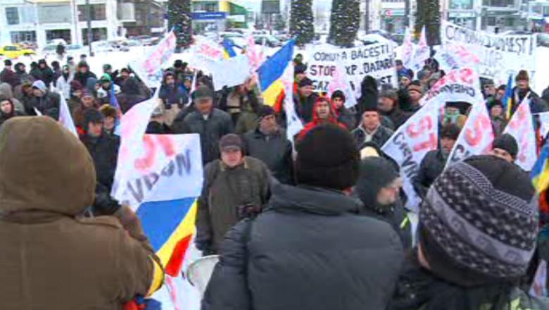 protest gaze sist 1 februarie