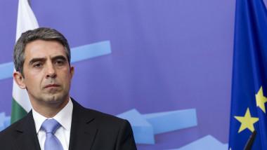 rosen plevneliev presedintele bulgar