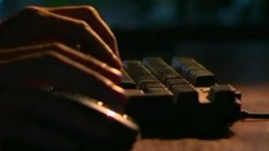 tastatura maini